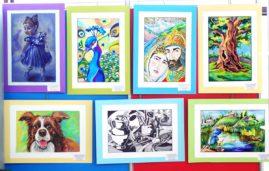 """Конкурс-Фестиваль «Арктур-Артек» 2019. Выставка работ участников в номинации """"Декоративно-прикладное творчество"""""""